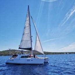 Foto von Segelboot